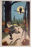 vintage halloween card 1